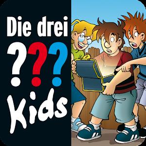 Cover art Die drei? ?? Kids – Schatulle