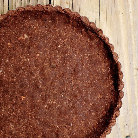 Chocolate No-Roll Crust for Pies & Tarts