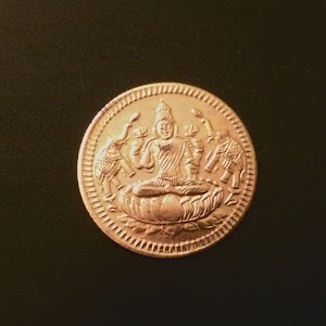 Lakshmi coin