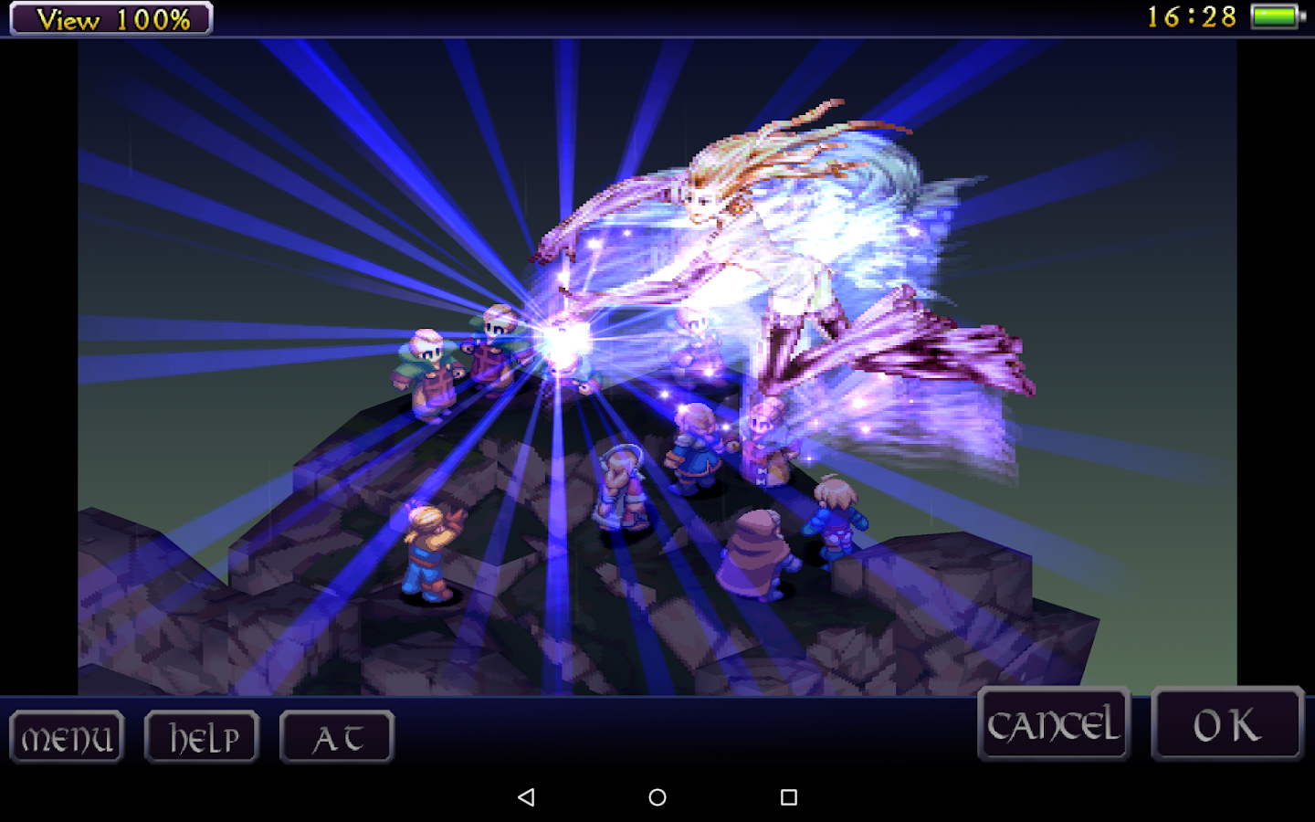 FINAL FANTASY TACTICS : WotL Screenshot 8