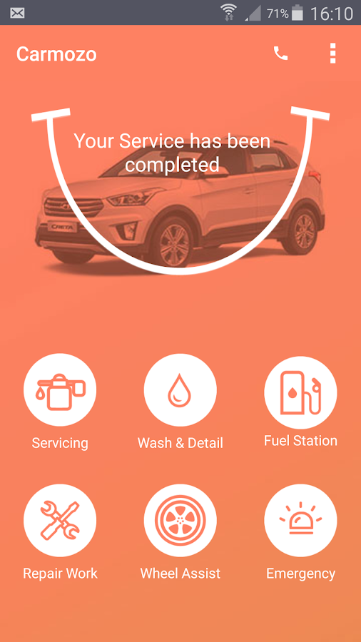 Carmozo - Car Service & Repair Screenshot 4