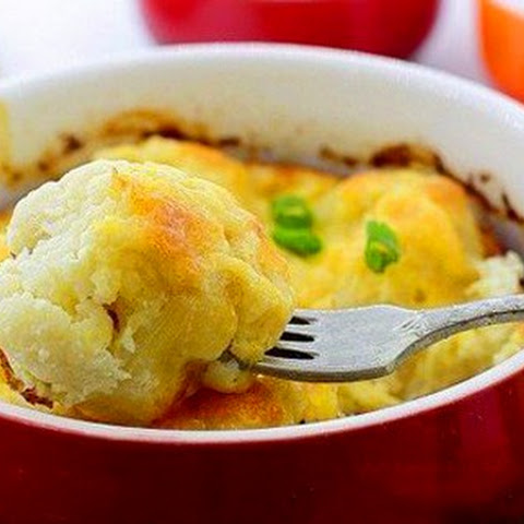 Cauliflower, baked with cheese. Appetizing cauliflower, for dinner. – 90.09 calories