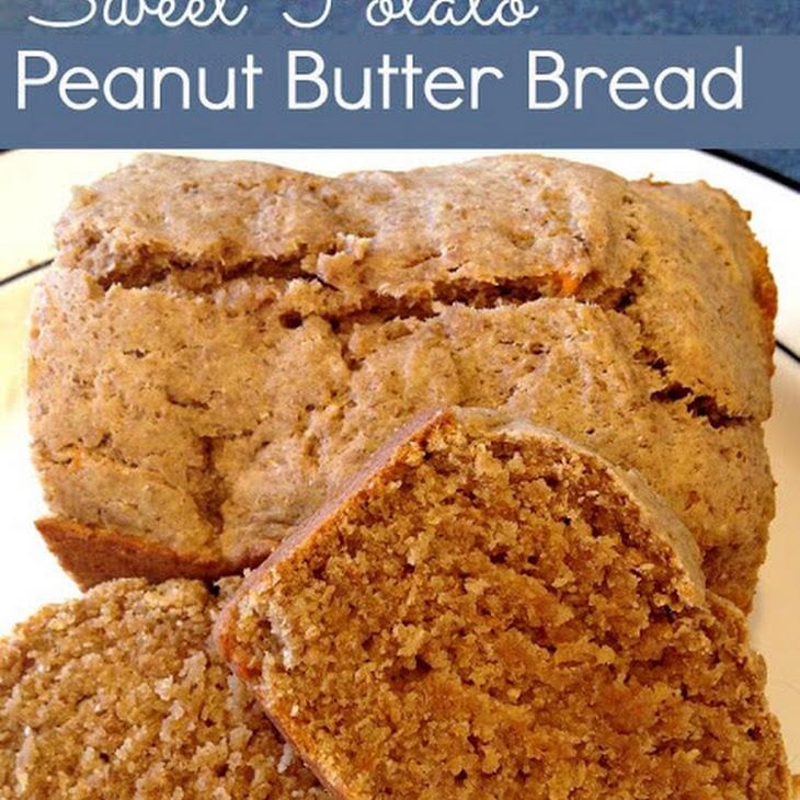 Whole Wheat Sweet Potato Peanut Butter Bread Recipe | Yummly