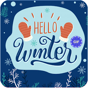 Download Hello Winter Gif For PC Windows and Mac