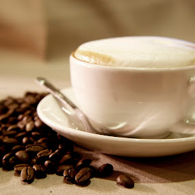 good morning by Danny Charge - Artistic Objects Cups, Plates & Utensils ( mocha, promo, beans, coffee, fun, roast )