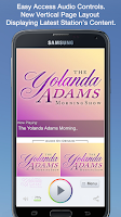 Screenshot of The Yolanda Adams Morning Show