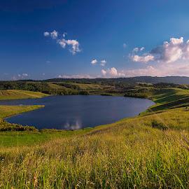 Love lake by Bramantya Wardana - Landscapes Mountains & Hills