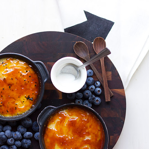 Creme Brulee Rice Pudding!