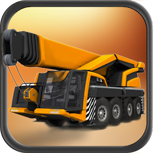 Crane Driving Simulation