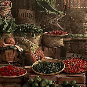 by Dody Hariawan - City,  Street & Park  Markets & Shops