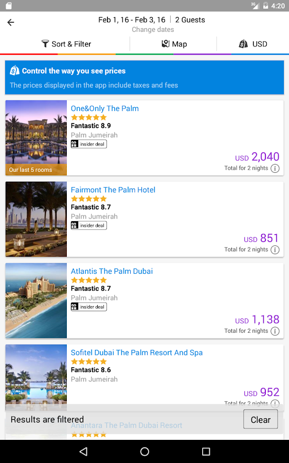 Agoda – Hotel Booking Deals Screenshot 12