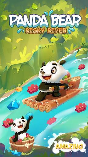 Panda Bear: Pearls Risky River