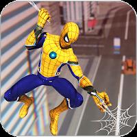 Amazing Spider Rope man hero Spider rope hero game on PC (Windows & Mac)