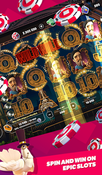 Reel Valley: Slots In The City APK screenshot thumbnail 7