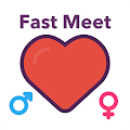 App FastMeet: Chat, Dating, Love APK for Kindle