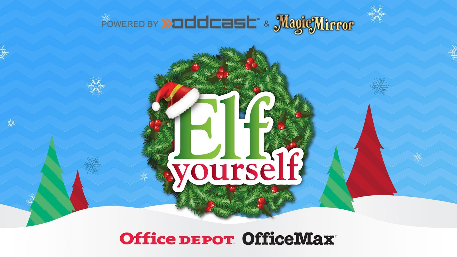 ElfYourself by Office Depot Screenshot 10
