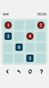 Blue Red Puzzle - screenshot