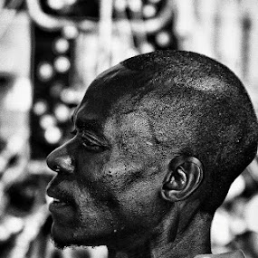 by Gilberto Jr. - People Portraits of Men