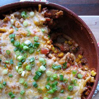 Chili Beef Casserole Pasta Recipes