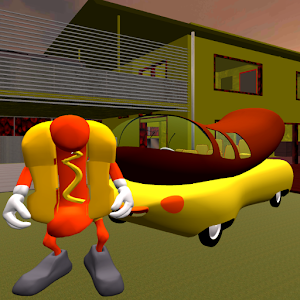 Download free Hello Sausage Neighbor. Hot Dog Run Escape 3D for PC on Windows and Mac