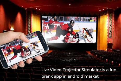 App HD Video Projector Simulator apk for kindle fire