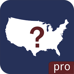 US States Quiz Pro For PC