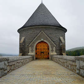 The Entrance by Rob Kovacs - Buildings & Architecture Public & Historical