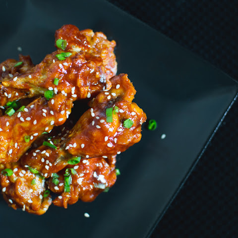 Korean Chicken Wings