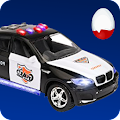 Game Police Car Game: Surprise Egg apk for kindle fire