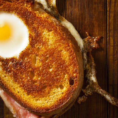How to Make Humm's Ham and Egg Sandwich