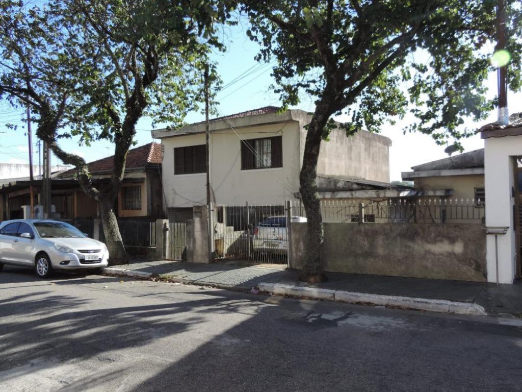 Terreno residencial ou comercial com 600,00m² de área útil em Vila Lúcia , próximo da 56 D.P. - São Paulo - SP