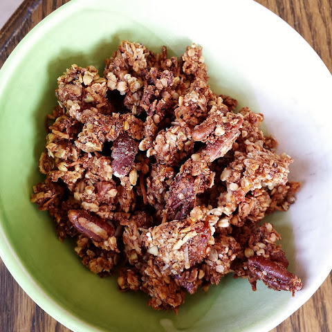 """Southern Belle"" Granola"
