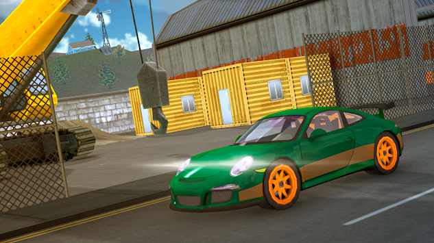 Racing Car Driving Simulator APK screenshot thumbnail 2