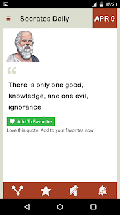 Socrates Daily - screenshot