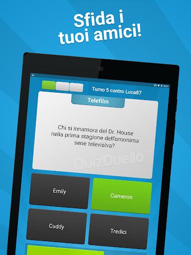 QuizDuello - screenshot