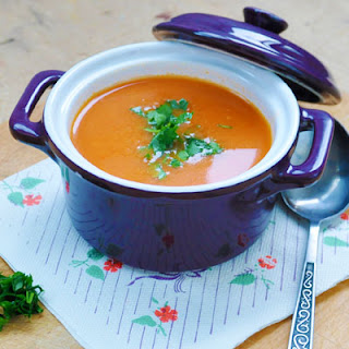 Sweet Corn And Red Pepper Soup Recipes