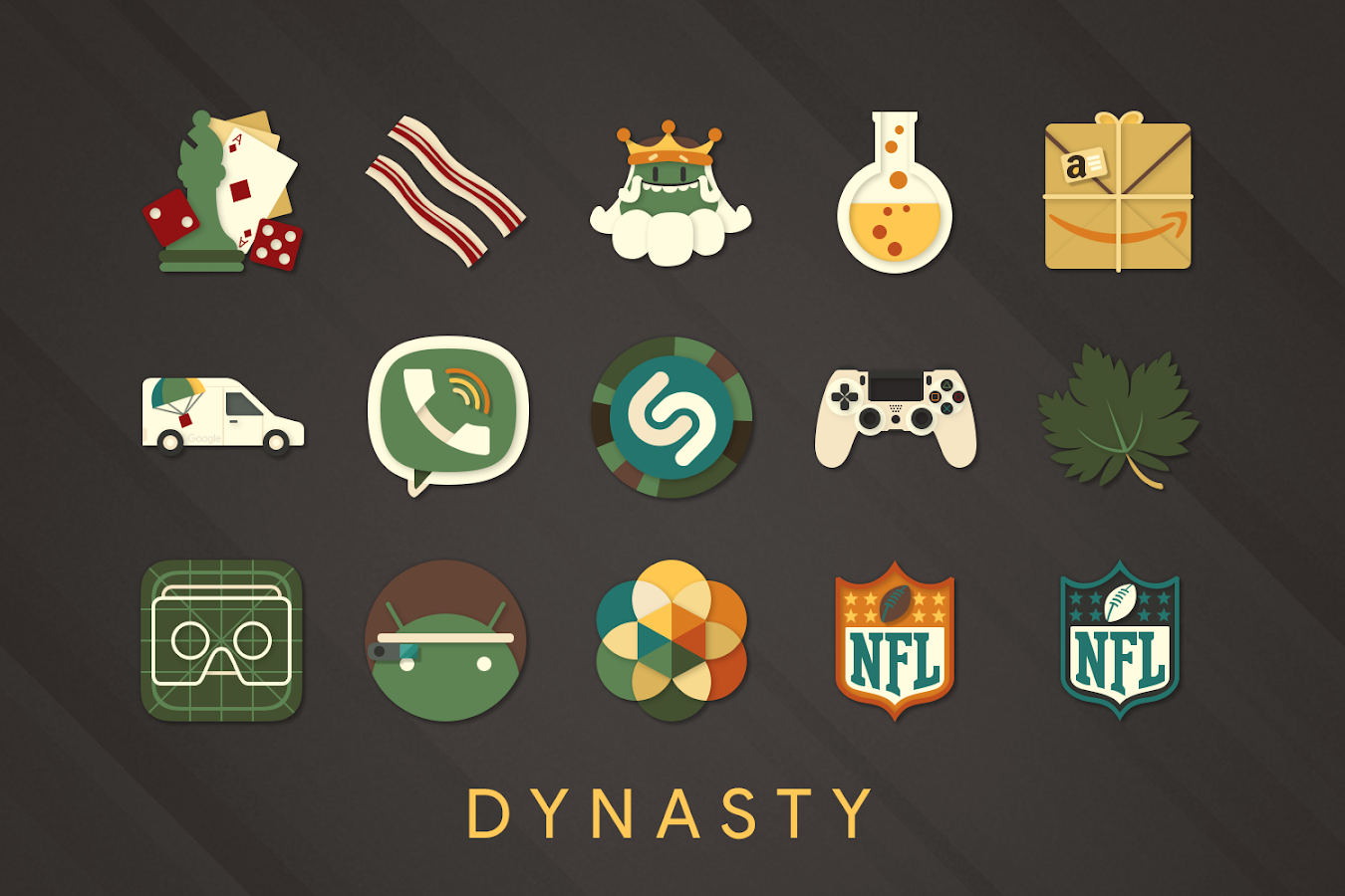 Dynasty Icon Pack Screenshot 4
