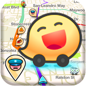 Guide For Waze GPS & Map 2016