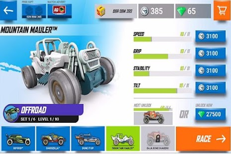 New Hot Wheels : Race Off tips APK for Bluestacks