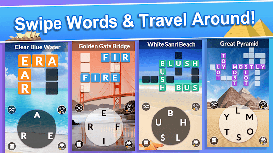 Word Tour -  World Landscapes & Wonders!
