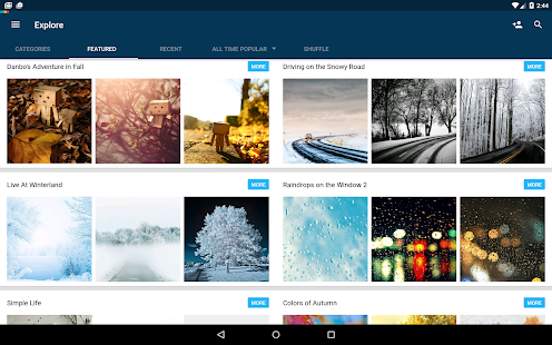 Backgrounds HD (Wallpapers) APK for Lenovo