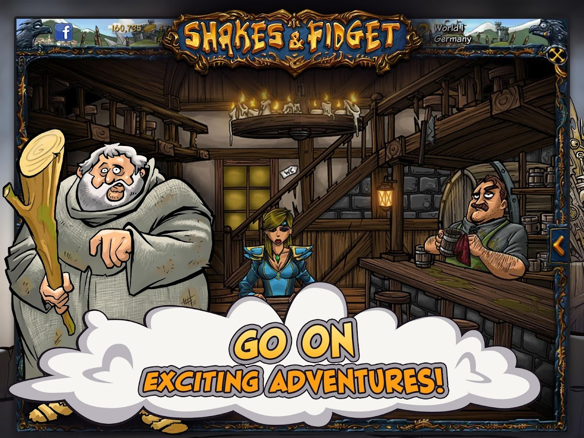 Shakes and Fidget Screenshot 11