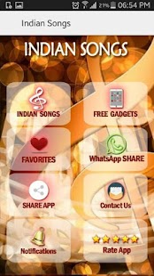 Indian Songs Free - screenshot