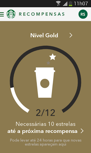 Starbucks Brasil screenshot 3