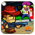 cowboy hero zombie defense 1.1 Apk
