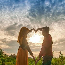 my love by Pandu Dewanata - People Couples