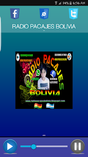 Radio Pacajes Bolivia - screenshot
