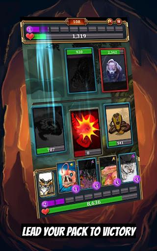 CCG Deck Adventures Wild Arena: Collect Battle PvP screenshot 13