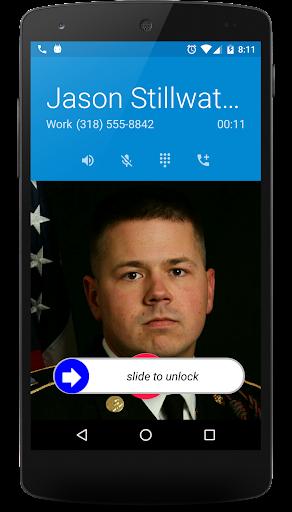 Call Screen Lock - screenshot