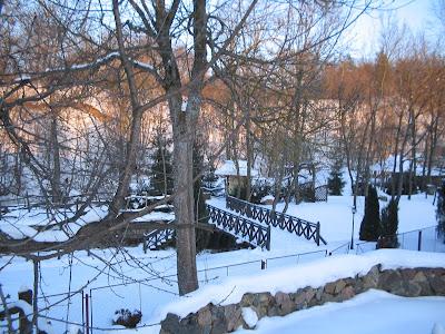 Winter in Belmontas